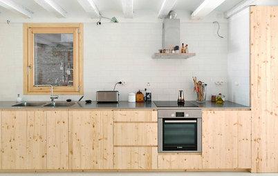 Köksplanering: 8 skäl till att ha hela köket på bara en vägg