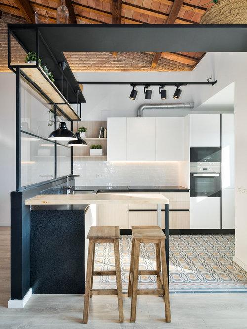 Ideas para cocinas | Fotos de cocinas pequeñas cerradas