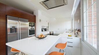 Reforma espacio cocina