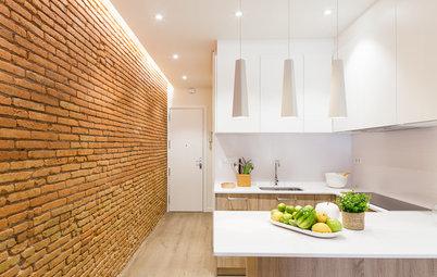 Antes y después: Un piso reformado que saca mucho partido a 60 m²