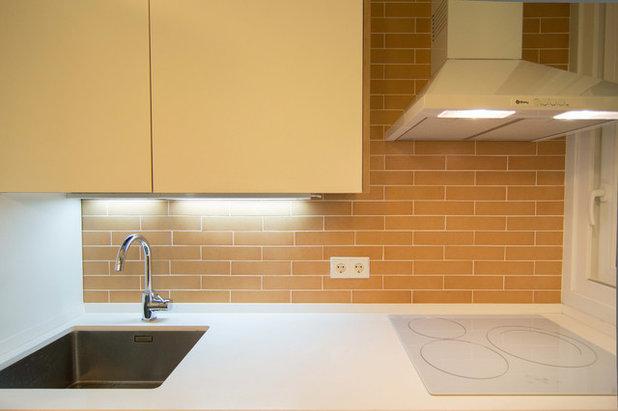Gu a para no equivocarse con las baldosas en nuestra casa for Imitacion azulejos cocina