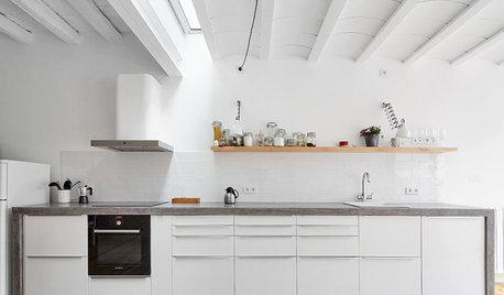 Comment choisir la hauteur des plans de travail de cuisine ?