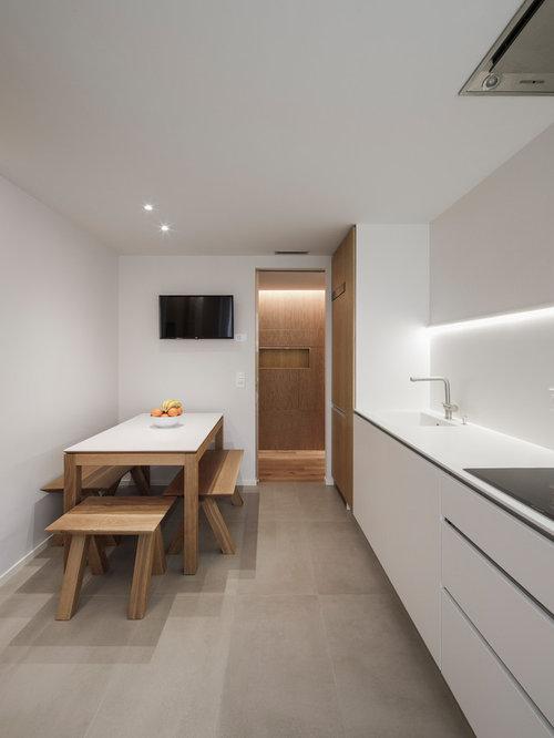 Ideas para cocinas | Fotos de cocinas comedor modernas en Madrid