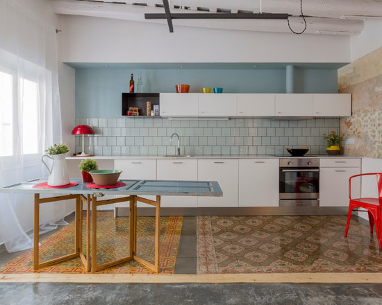 25 All Time Favorite Hipster Kitchen with a Drop In Sink Ideas Houzz