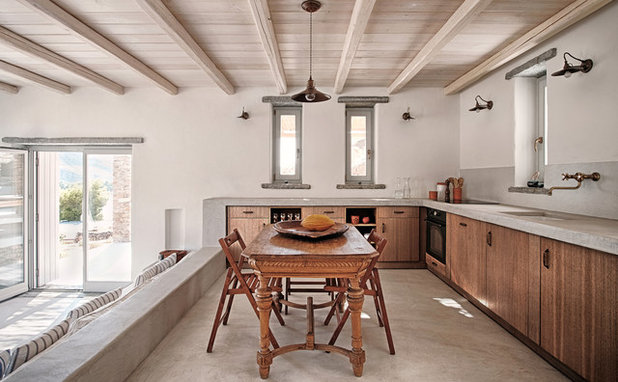 Mediterraneo Cucina by COMETA ARCHITECTS