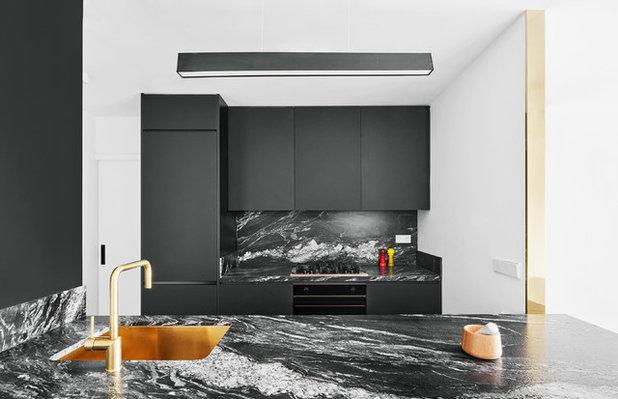 Contemporáneo Cocina by Raúl sánchez Architects