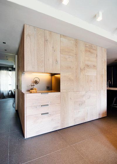 Contemporáneo Cocina by Coblonal Interiorismo