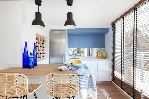 Contemporary Kitchen by itta Estudio