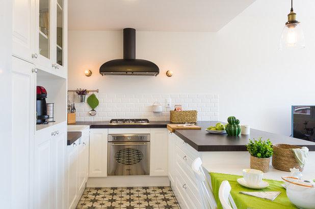 Casa de campo Cocina by Lautoka Urbana - Reformas y Diseño de espacios