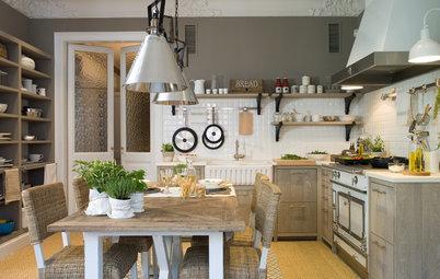 7 cocinas con mucho estilo: ¿Con cuál te quedas tú?