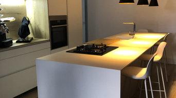 Una cocina para vivir y disfrutar