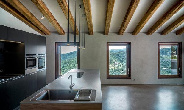 Clásico renovado Cocina by ZEST architecture