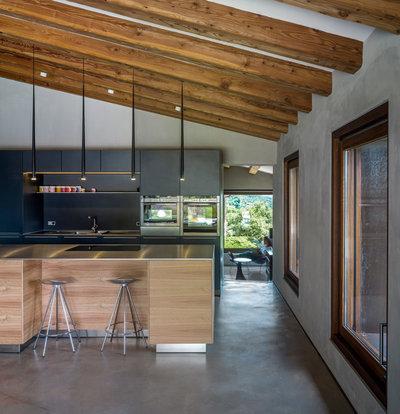Contemporáneo Cocina by ZEST architecture