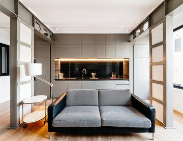 Villa Danieli. Apartamento en Barcelona