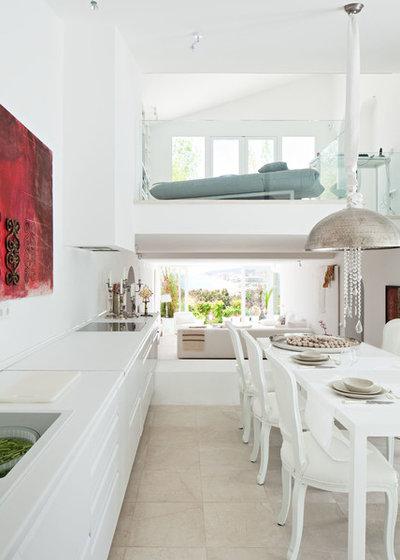 Contemporain Cuisine by Ana Bejar Interiorismo