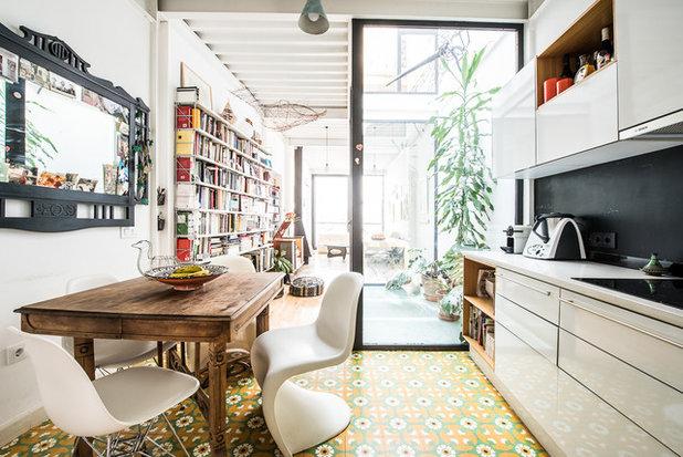 Eclectic Kitchen by KC fotografía