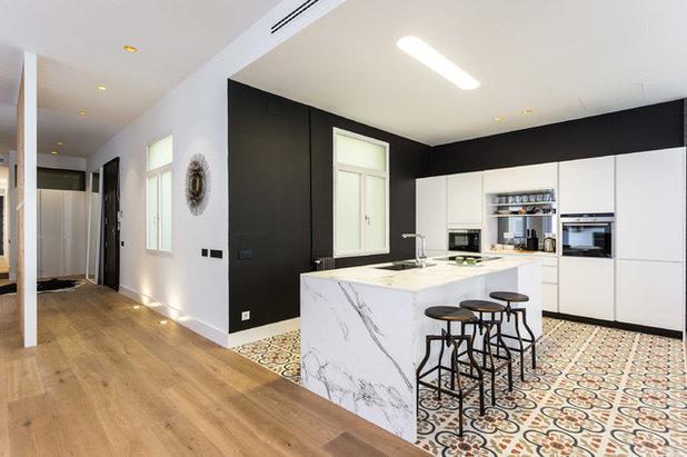 Contemporáneo Cocina by Mill-House