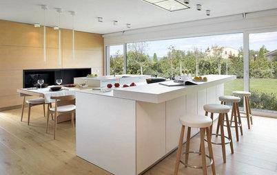 Cocinas Feng Shui: Claves para dotar de armonía el corazón del hogar