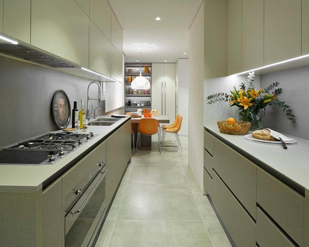 Contemporáneo Cocina by MOLINS DESIGN