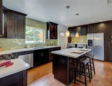 West LA Remodeling Kitchen