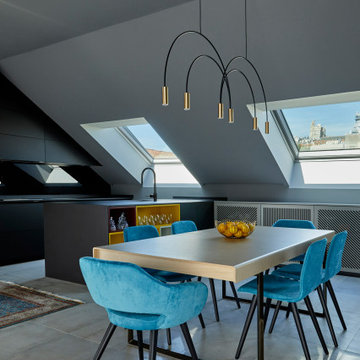 Apartamento con arte, Madrid