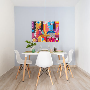 Apartamento con estilo nórdico