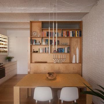 Apartment E - reforma de un ático en San Gervasi