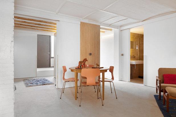 Contemporáneo Comedor by Cotacero Taller Arquitectura