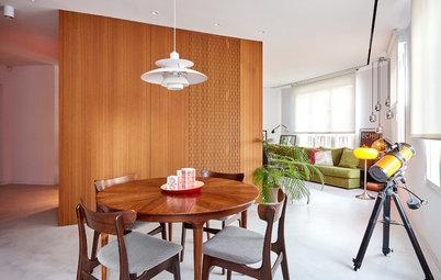 Casas Houzz: Un piso en Madrid luminoso, abierto y funcional