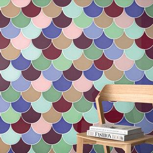 Неиссякаемый источник вдохновения для домашнего уюта: столовая в стиле модернизм