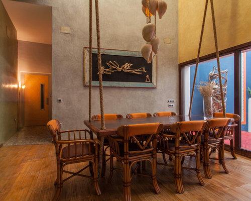 Kolonialstil esszimmer mit bunten w nden ideen design for Esszimmer kolonialstil