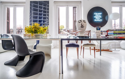 My Houzz: An Italian Architect's Colour-Filled Home in Spain