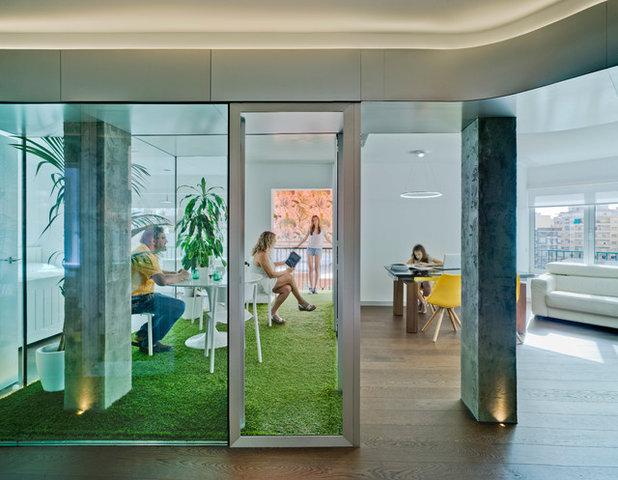 Contemporáneo Comedor by La Errería * architecture office