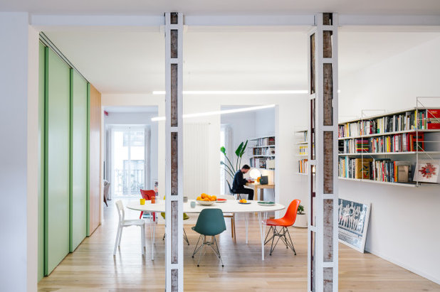 Contemporáneo Comedor by gon architects