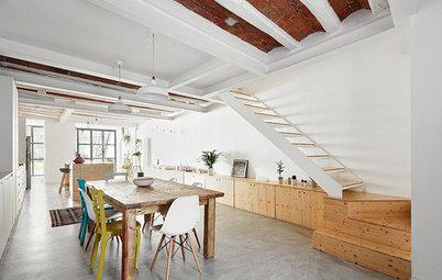 Ideas para combinar el estilo nórdico e industrial en casa