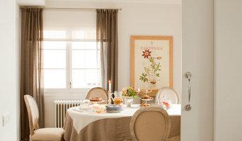 Cortinas enrollables y cortinas tradicionales