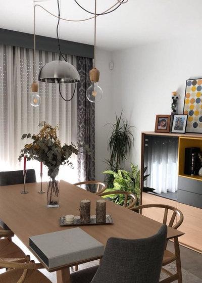 Ideas para decorar un comedor de estilo moderno