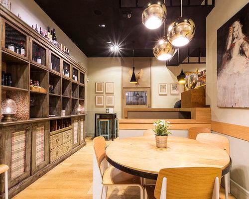 Fotos de comedores   Diseños de comedores de estilo de casa de campo