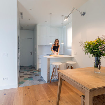 Scandinave Salle à Manger by Nook Architects