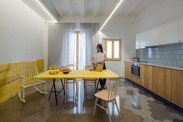 Contemporáneo Comedor by Nook Architects