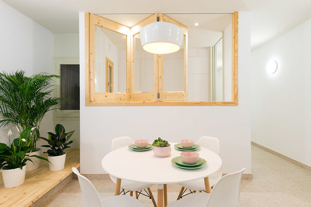 Moderno Comedor by FFWD Arquitectes