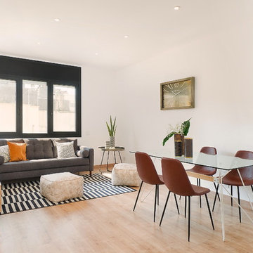 Home Staging en un Edificio Rehabilitado