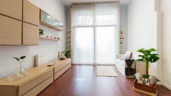 Home Staging para un piso en Gracia, Barcelona