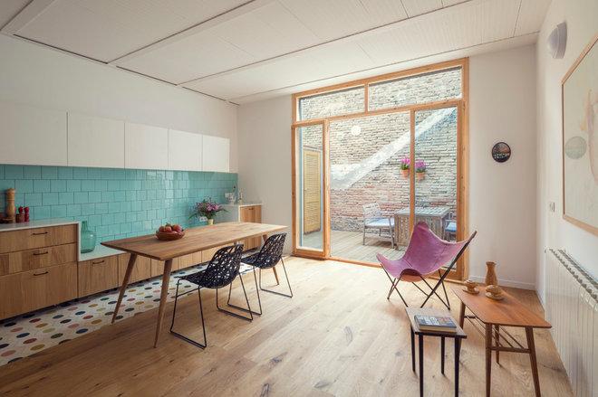 Nórdico Comedor by Nook Architects