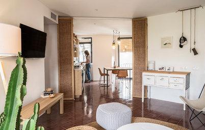 Ein modernisiertes Zuhause im alten Fischerviertel von Barcelona