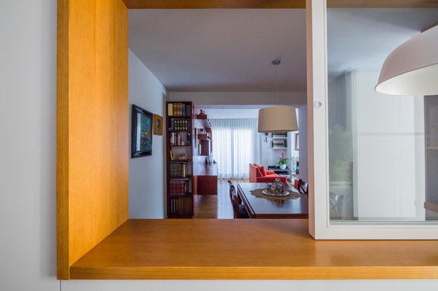 Cocina de la semana una ventana panor mica que releva a for Comedor que se extiende