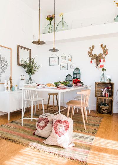 Scandinavian Dining Room by Alfredo Arias photo