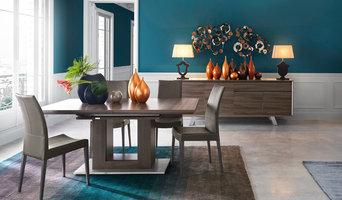 Muebles comedor apilable moderno ARTIGO