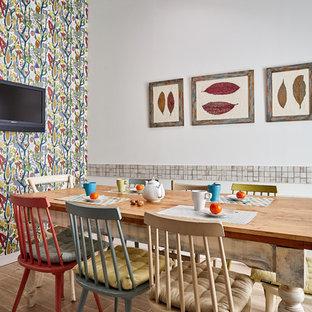 Papel pintado para comedor: ideas y fotos | Houzz