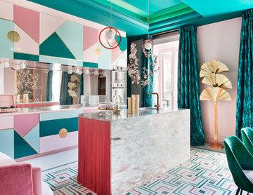 Osadía Rebel Kitchen by Patricia Bustos | Casa Decor 2018
